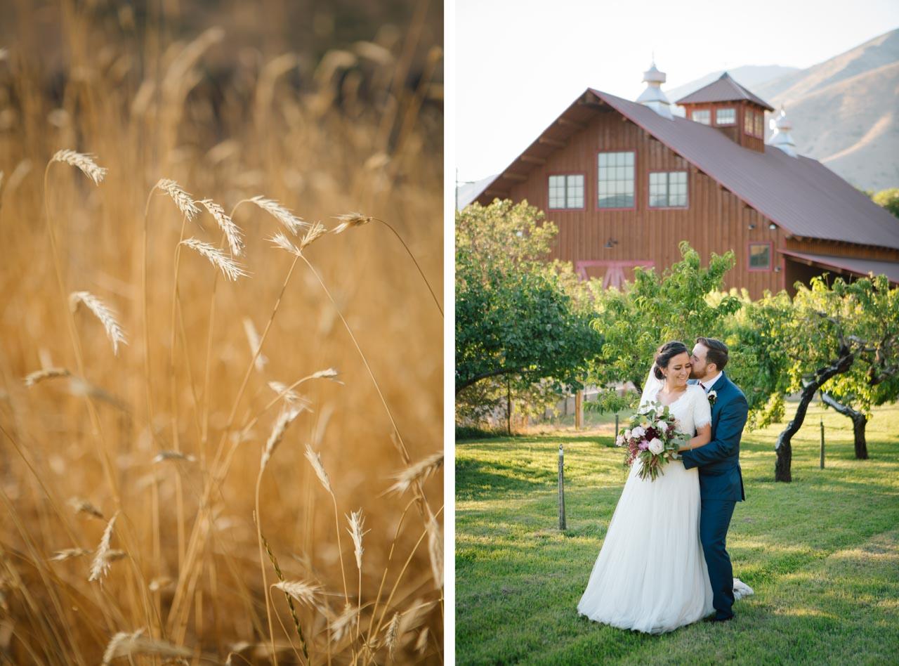 Quiet Meadow Farms Barn Wedding Photos.