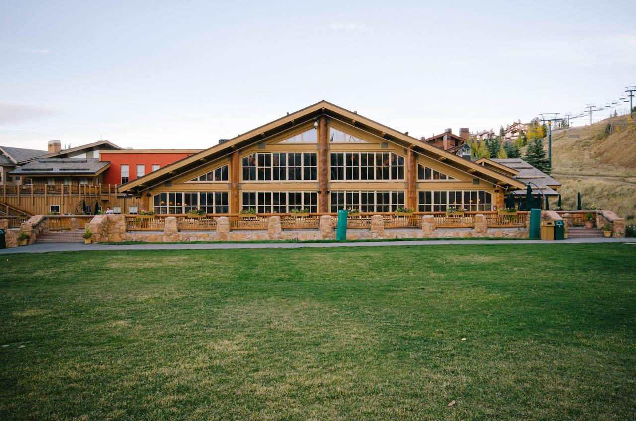 Silver Lake Lodge Deer Valley.